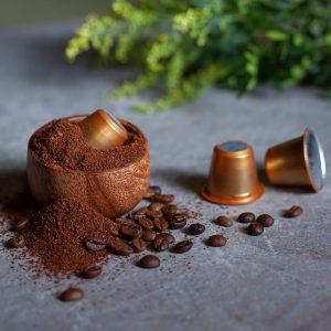 Cápsulas Espresso
